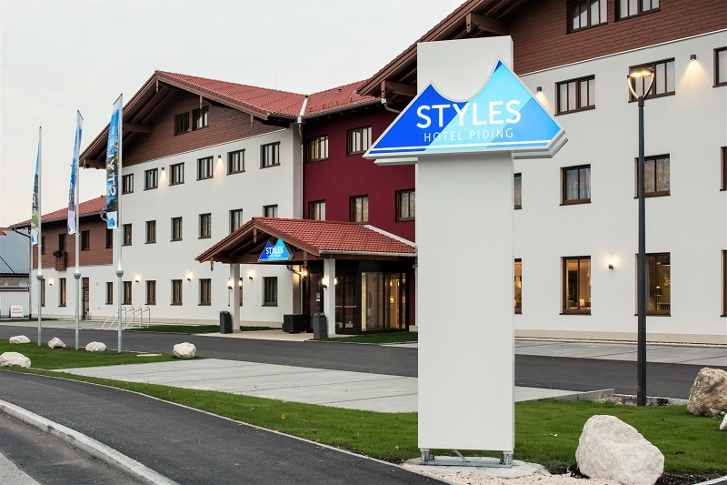 Design trifft Budget: STYLES Hotel Piding eröffnet / Pressemeldung