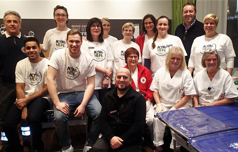 Pressemeldung: Blutspendetag im ibis Heilbronn City