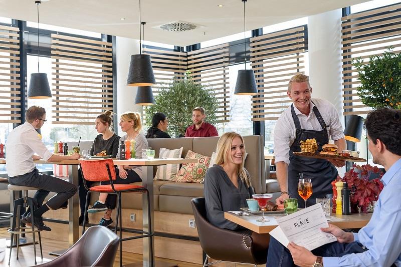 Neues Gastro-Highlight: THE FLAVE im Novotel München Airport