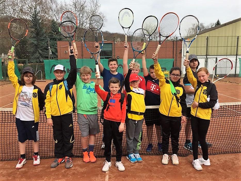 Jugend-Tenniscamp des ASV Burglengenfeld am Plattensee