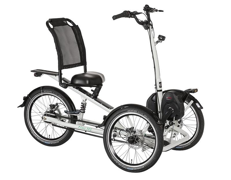T-Bike TIBO: Pure Kraft und maximale Wendigkeit auf drei Rädern
