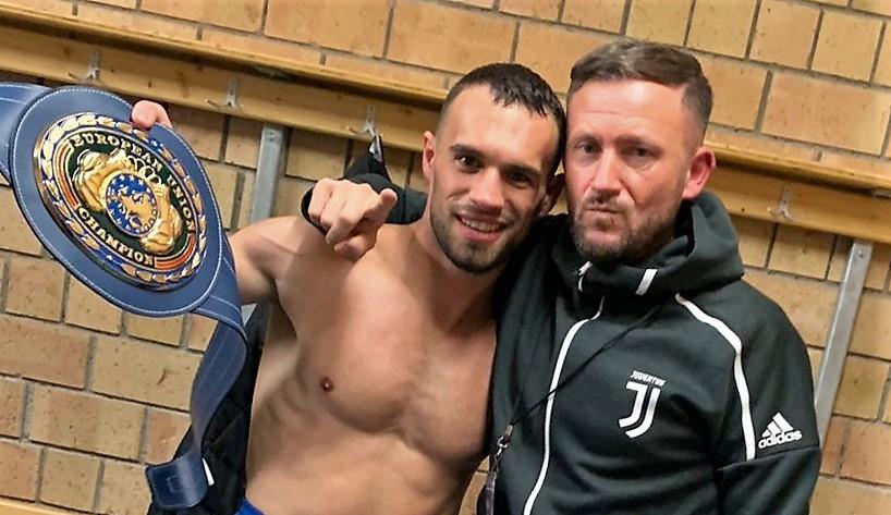 Chefarzt der Sportklinik betreut medizinisch und mental den neuen Box-Europameister