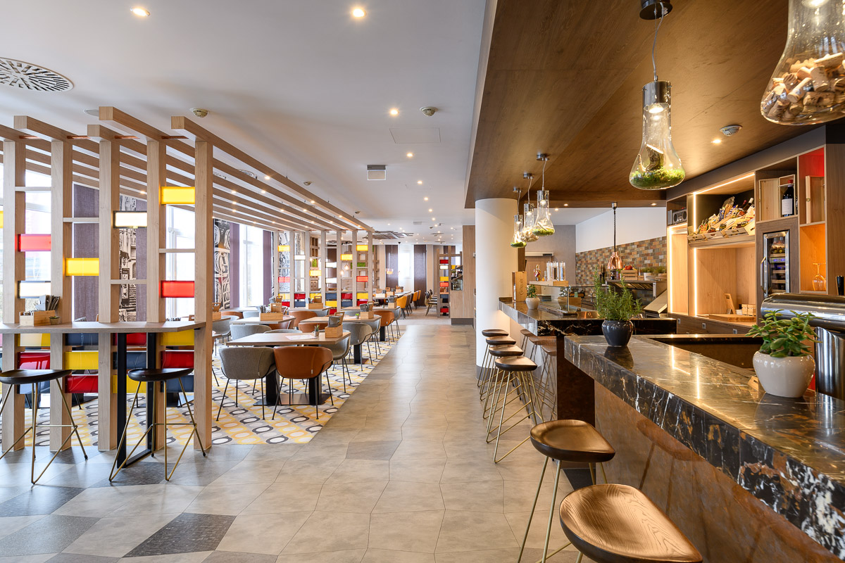 Alles, was der Business-Gast wünscht: Mercure Hotel Stuttgart Gerlingen umfassend renoviert