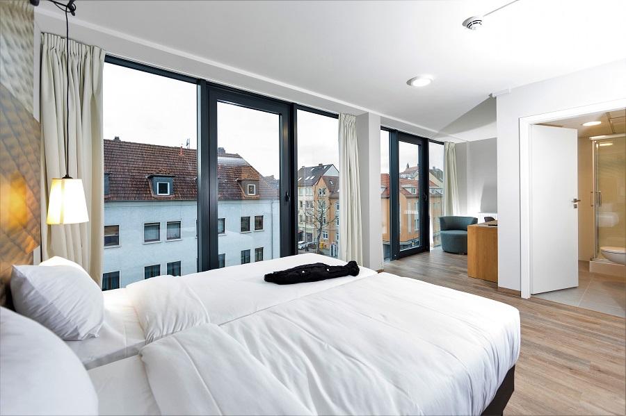Aus 75 mach` 94: Mehr Zimmer für das ibis fulda city hotel