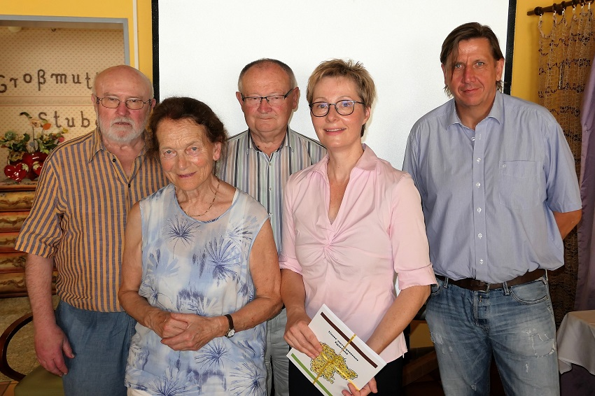 Vortrag bei der Sudetendeutsche Landsmannschaft Städtedreieck