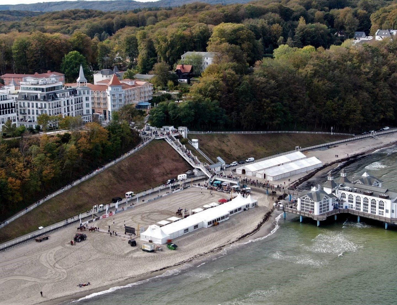 VELA HOTELS punktet bei der 10. German Beach Polo Championship