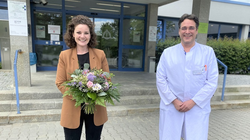 Jana Humrich neue Klinikmanagerin der Asklepios Klinik Oberviechtach