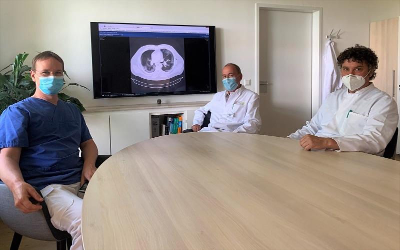 Asklepios Klinik Burglengenfeld: Behandlungskonzept für COVID-19-Patienten mit Cortison zeigt Erfolge