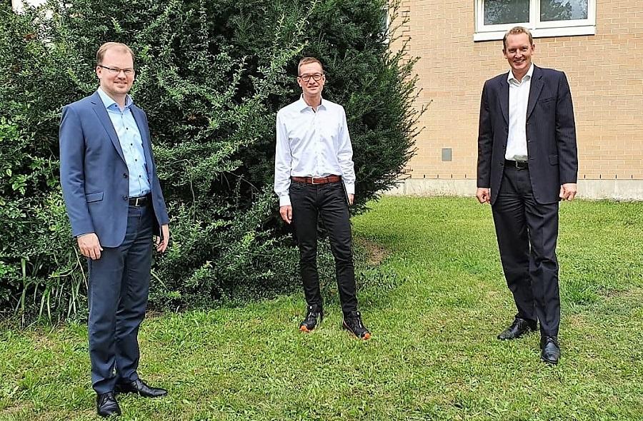Geschäftsführerwechsel an der Asklepios Orthopädische Klinik Lindenlohe