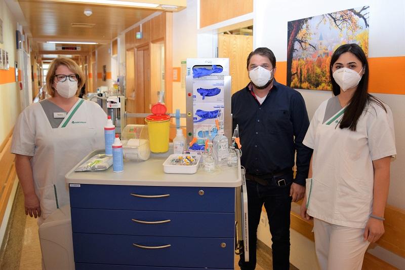 Aynur Demirel – von Sofia an die Asklepios Klinik im Städtedreieck