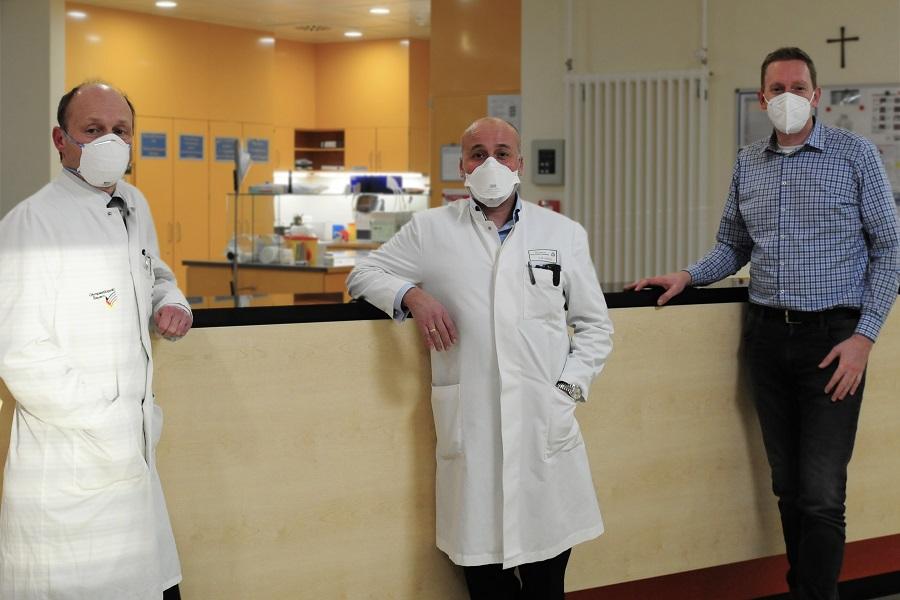 Knie-Experte Dr. Marco Strauch kehrt an die Asklepios Klinik Lindenlohe zurück