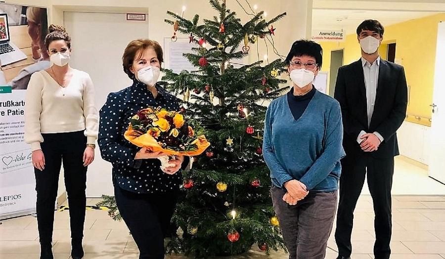 Nach 23 Jahren als Laborleitung geht Ulrike Rauch in den Ruhestand
