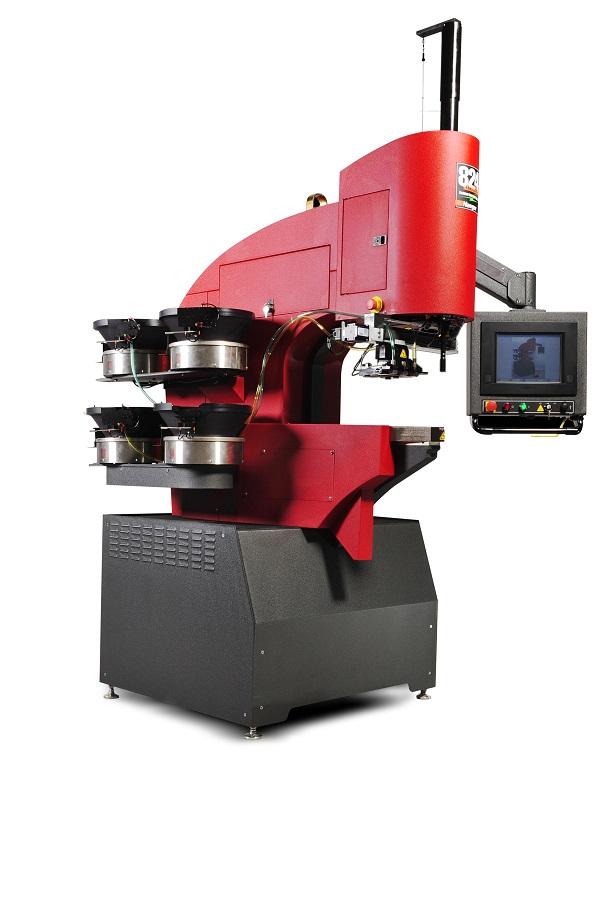 Haeger®-Einpressmaschinen im Automatikbetrieb: Bis zu 70 Prozent weniger Zeit und Kosten