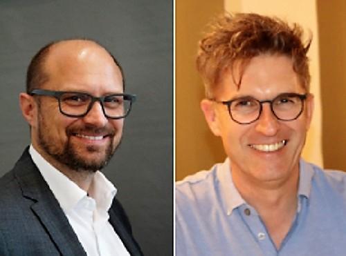 Florian Beer und Jürgen Steiner