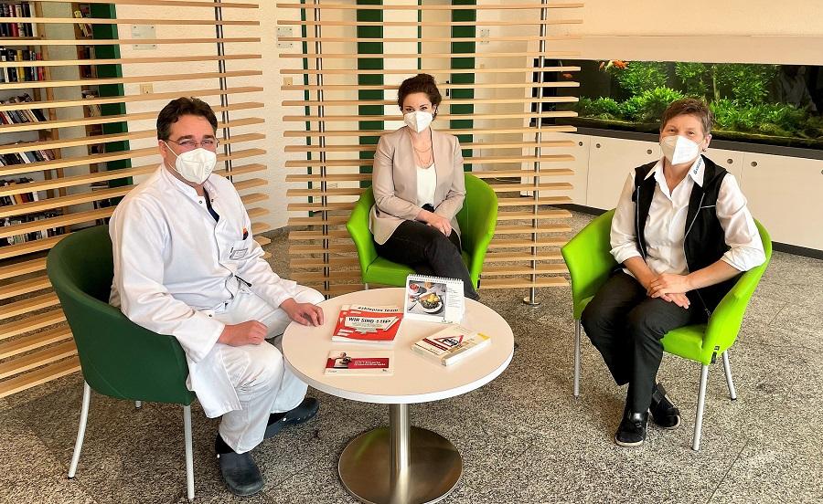 Ernährungs- und Diabetesberatung an der Asklepios Klinik Oberviechtach