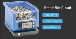 """Mit """"SmartBin Cloud"""" den Materialfluss optimieren und die Betriebskosten senken"""
